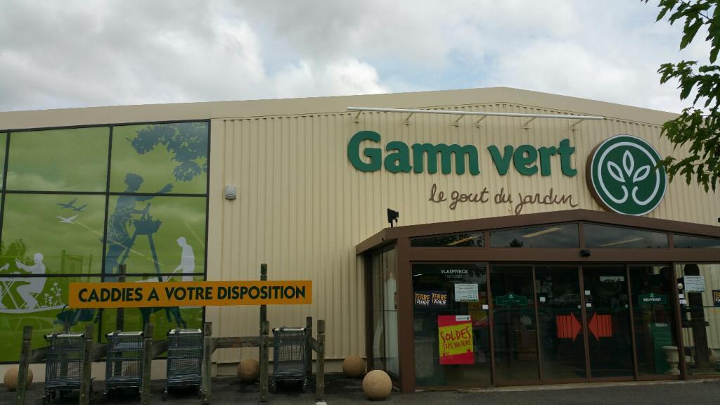Gamm Vert, rte Départementale 813, 82100 Castelsarrasin ...