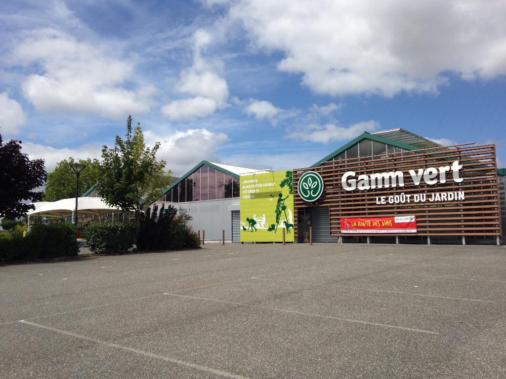 Gamm Vert Agralys Distribution Franchisé indépendant, za Champagne ...