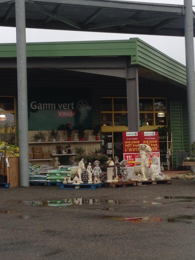 Gamm Vert Capel 4 Saisons Franchisé indépendant, zone artisanale ...