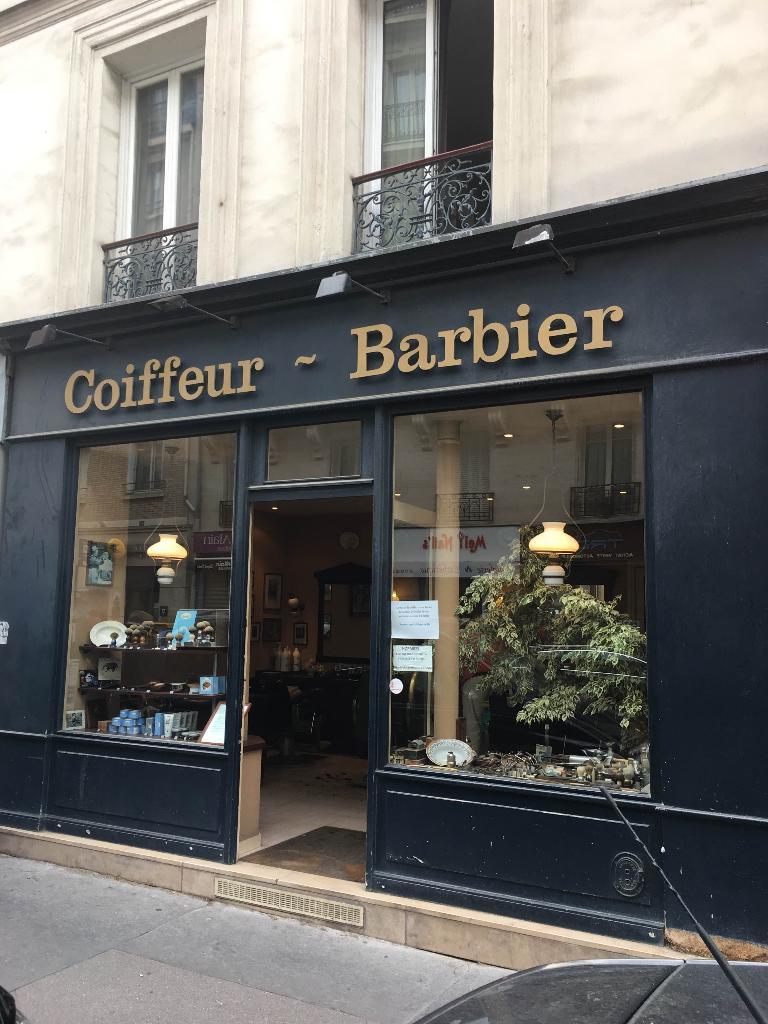 """Résultat de recherche d'images pour """"coiffeur barbier de wattignies paris 12, images"""""""