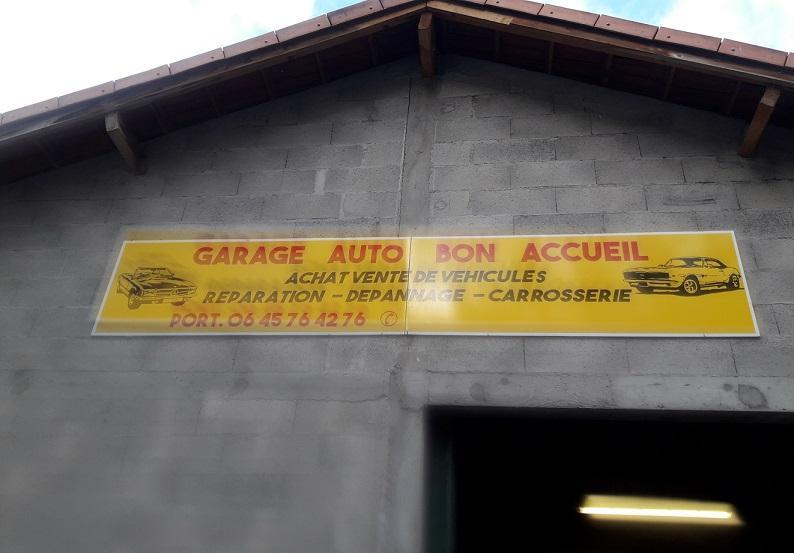 Garage auto bon accueil garage automobile 8 rue roussel for Garage auto saint nazaire