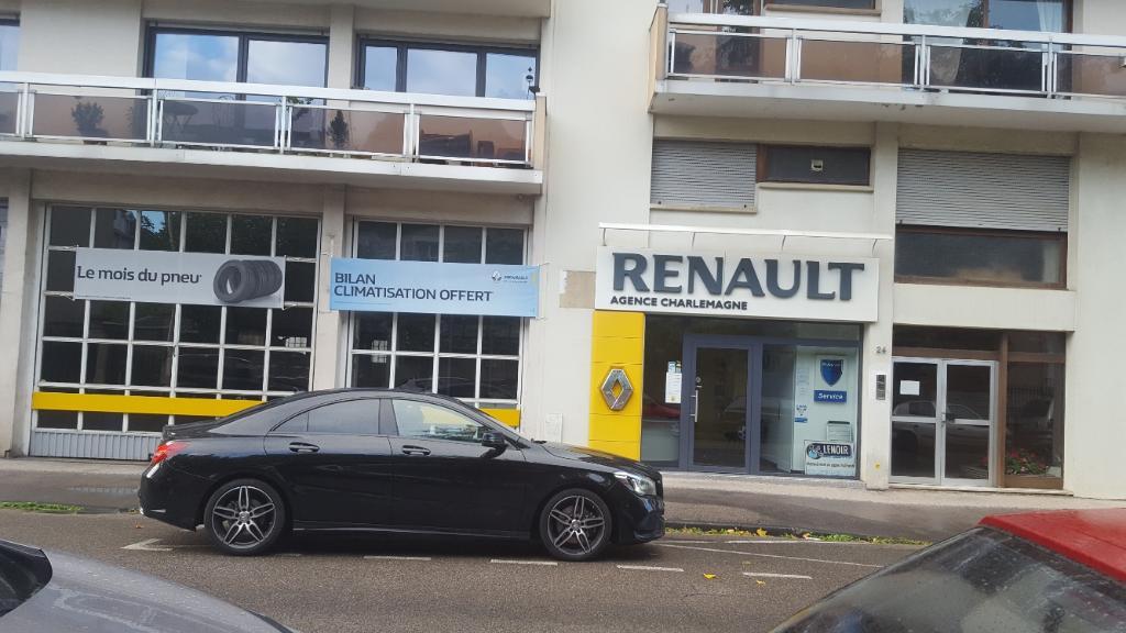 renault garage charlemagne garage automobile 24 rue. Black Bedroom Furniture Sets. Home Design Ideas