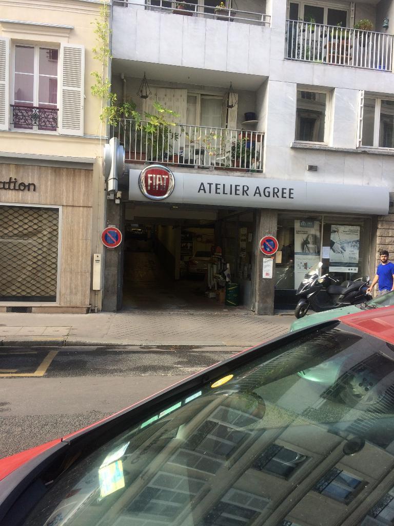 Garage d 39 al sia garage automobile 13 rue mouton for Garage volkswagen paris 13