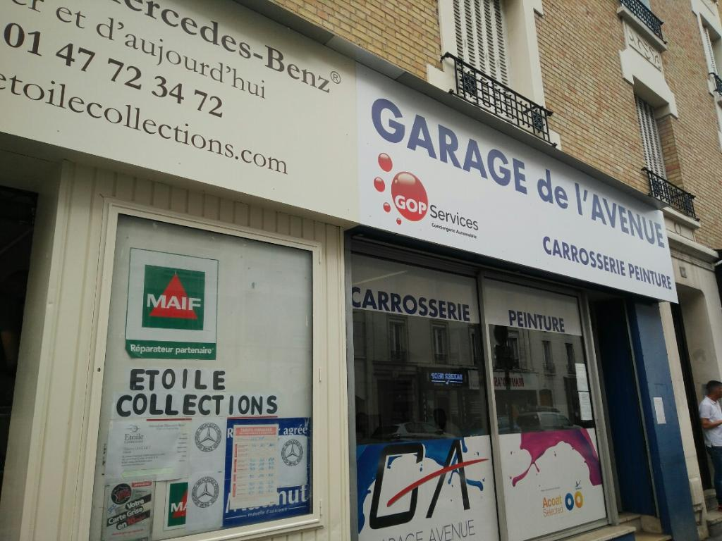 garage de l avenue garage automobile 80 avenue argenteuil 92600 asni res sur seine adresse. Black Bedroom Furniture Sets. Home Design Ideas