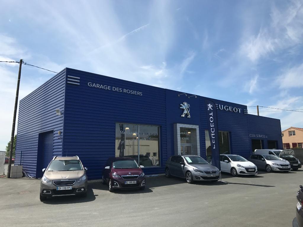 Garage des rosiers garage automobile 60 route de saint for Garage automobile saint quentin