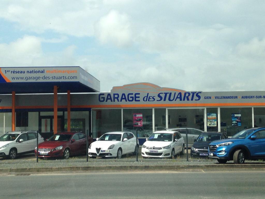 Garage Des Stuarts - Concessionnaire automobile, 91 route Orléans ...