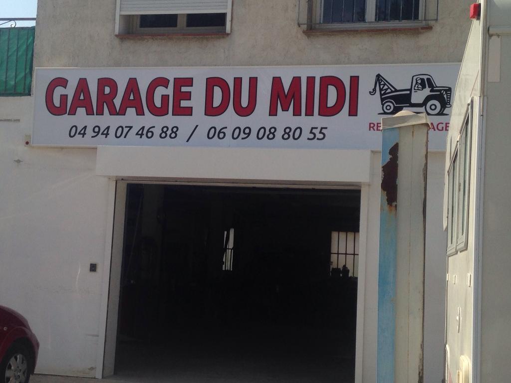 Garage du midi garage automobile 5 chemin pertuade for Garage du midi plan d orgon