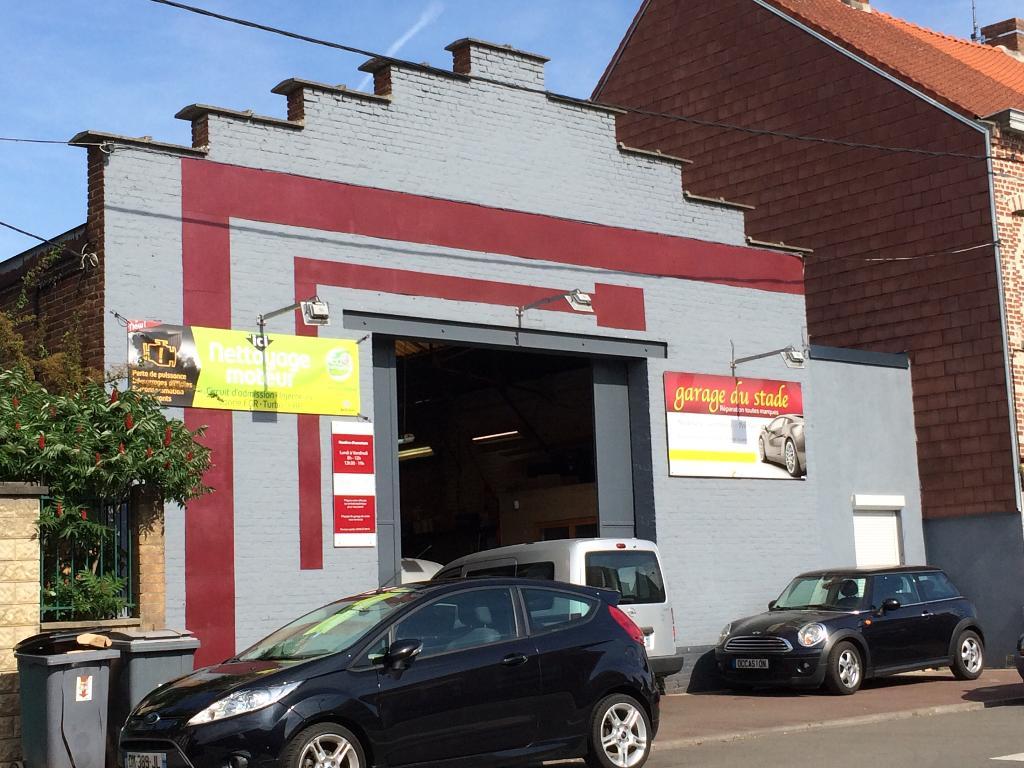 garage du stade garage automobile 268 rue lille 59250