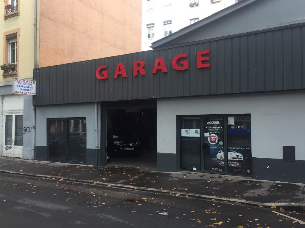 Fiat automobiles st phane faure garage automobile 5 for Garage avatacar lyon 8