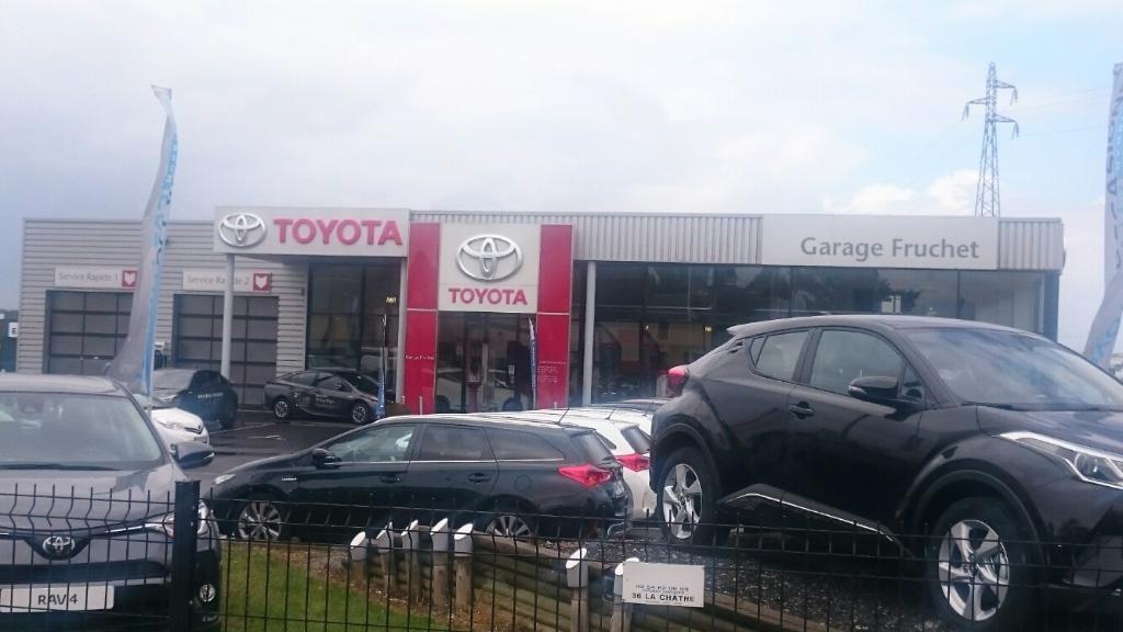 Snda fruchet garage automobile 76 avenue d 39 occitanie for Garage bc automobile chateauroux