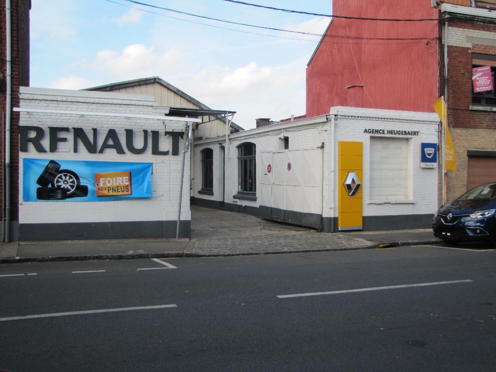 renault dacia garage fruit garage automobile 102 rue de