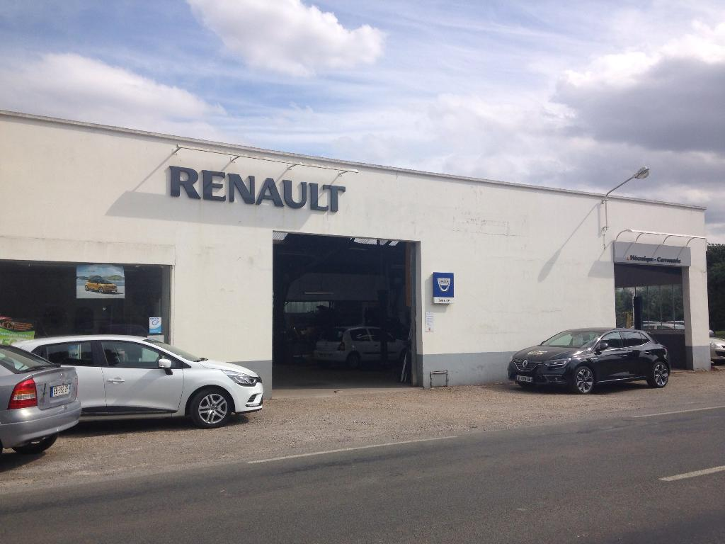 Garage renault huppy garage automobile 45 route nationale 80140 huppy adresse horaire - Ouverture garage renault ...