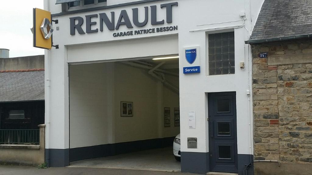 garage renault patrice besson garage automobile 145 rue ch tillon 35000 rennes adresse horaire. Black Bedroom Furniture Sets. Home Design Ideas