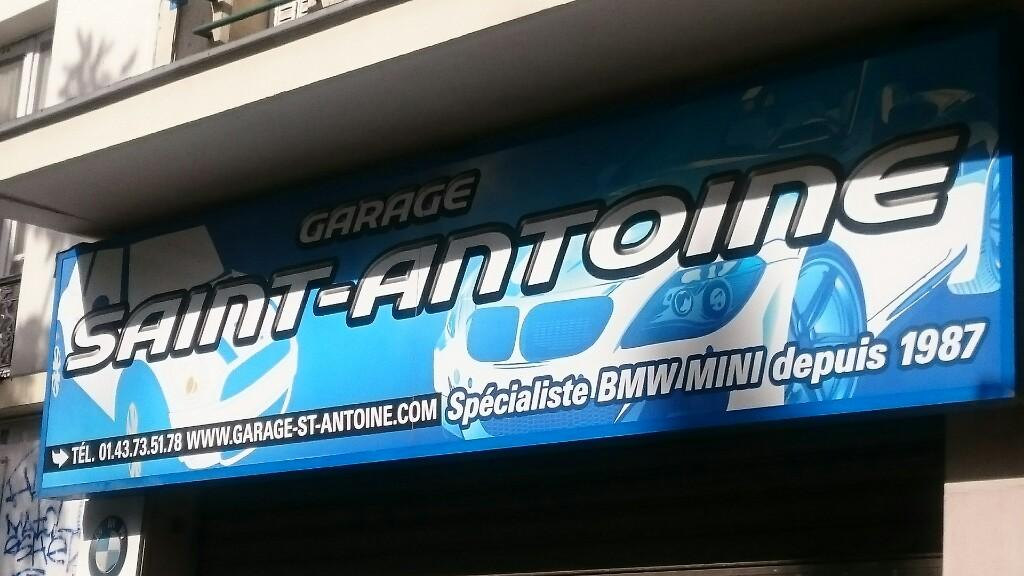 Garage st antoine garage automobile 295 rue du faubourg for Garage du faubourg le quesnoy