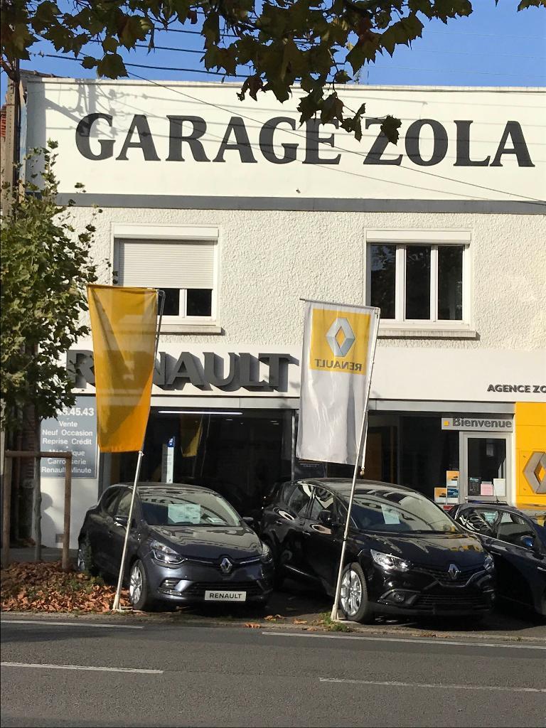 Renault garage zola garage automobile 123 boulevard de - Garage renault besancon boulevard kennedy ...