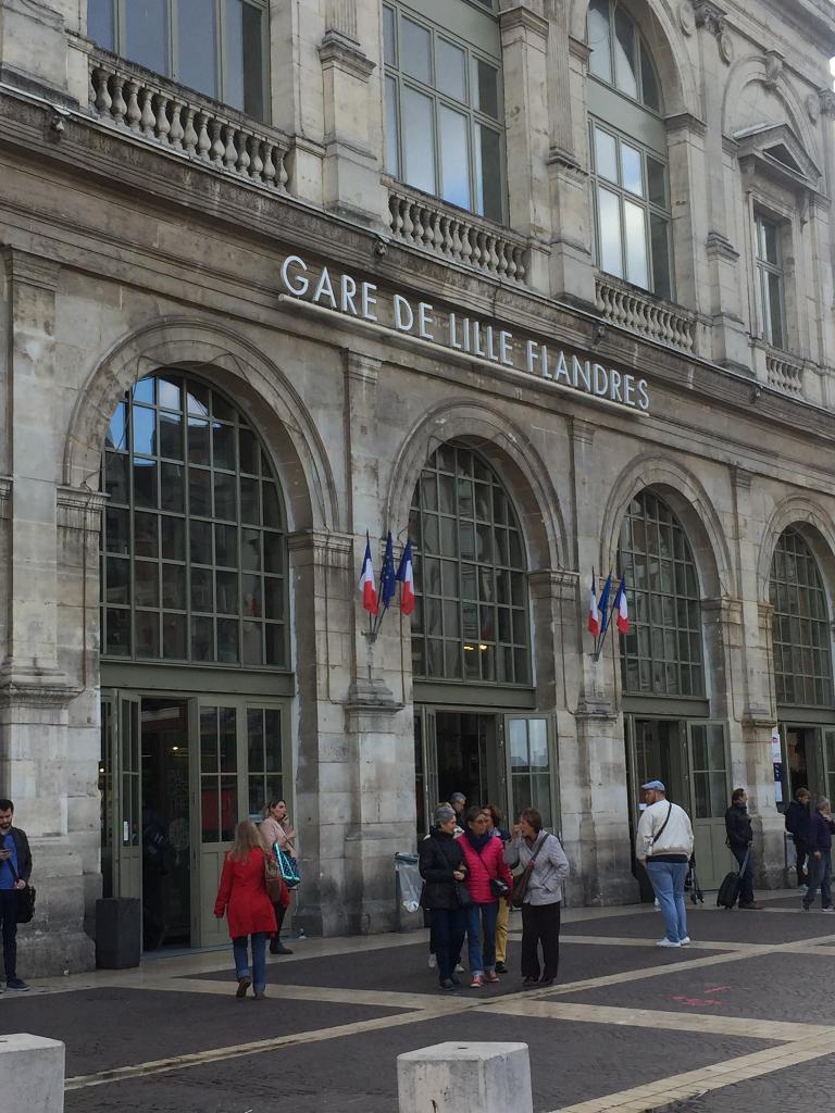 Gare de lille flandres alimentation g n rale place buisses 59000 lille adresse horaire - Salon de la gastronomie lille ...