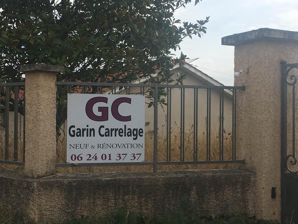 Garin Carrelage Pose Et Traitement De Carrelages Et Dallages - Carrelage l'arbresle