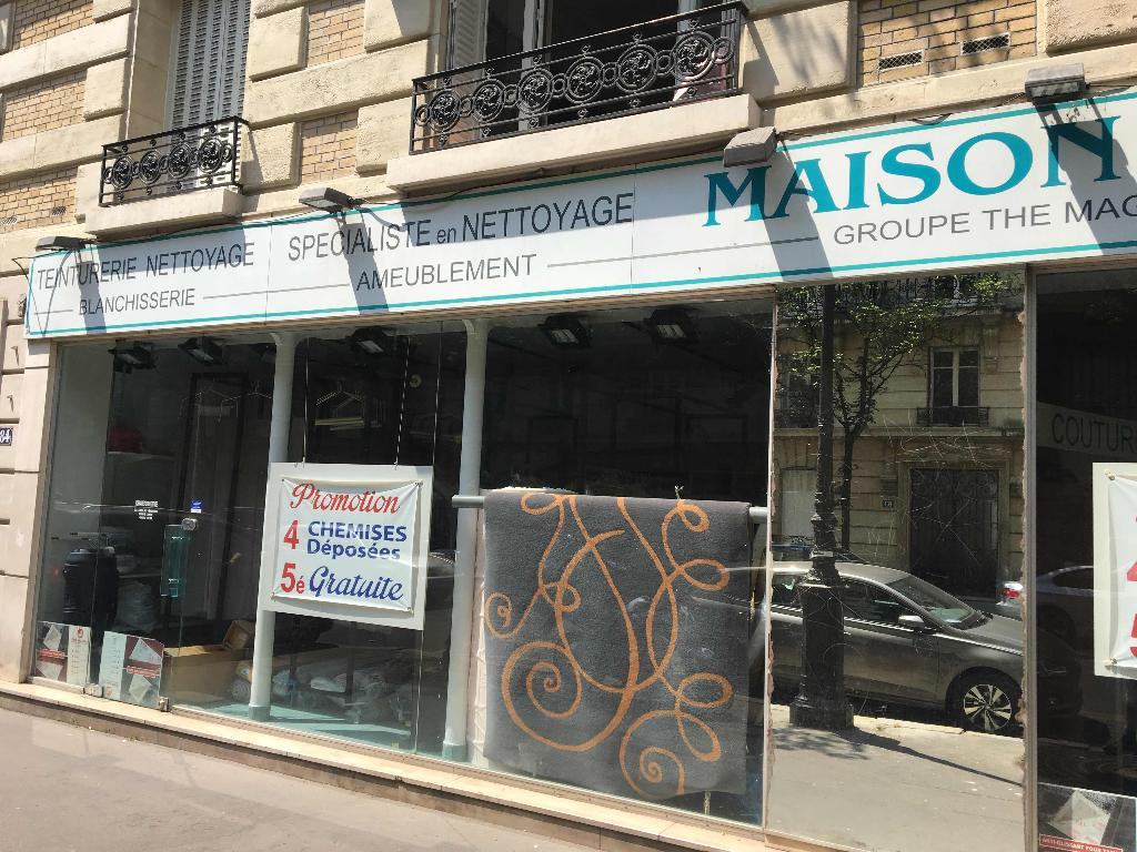 Gavo pressing 84 rue michel ange 75016 paris adresse horaire - Parking porte de saint cloud ...