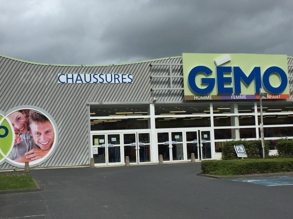 Gémo, 9 r Saline Cherbourg Octeville, 50100 Cherbourg en Cotentin - Magasin  de chaussures (adresse, horaires, avis) 418ba0f6ada