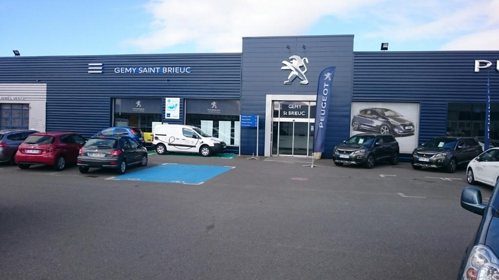 peugeot gemy saint brieuc garage automobile 65 rue