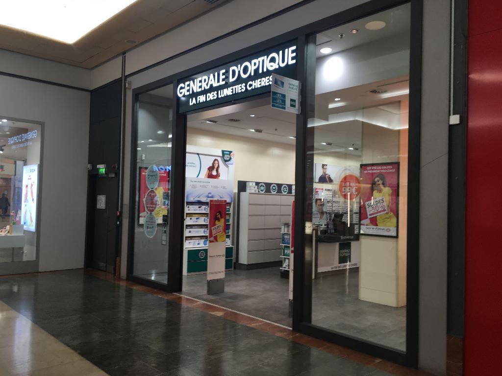 Générale d Optique Grandvision France. Opticien. 50 avenue du Maréchal Foch  95100 Argenteuil 37acee7c8b89