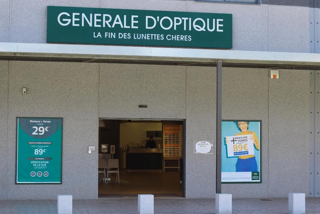 12ccaf8f13116e Générale D optique, rte Stade, 20600 Furiani - Opticien (adresse, horaires,  avis)