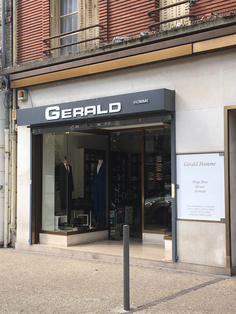 8f32bfe8cc32 Gérald - Vêtements femme, 10 boulevard Strasbourg 93600 Aulnay-sous ...
