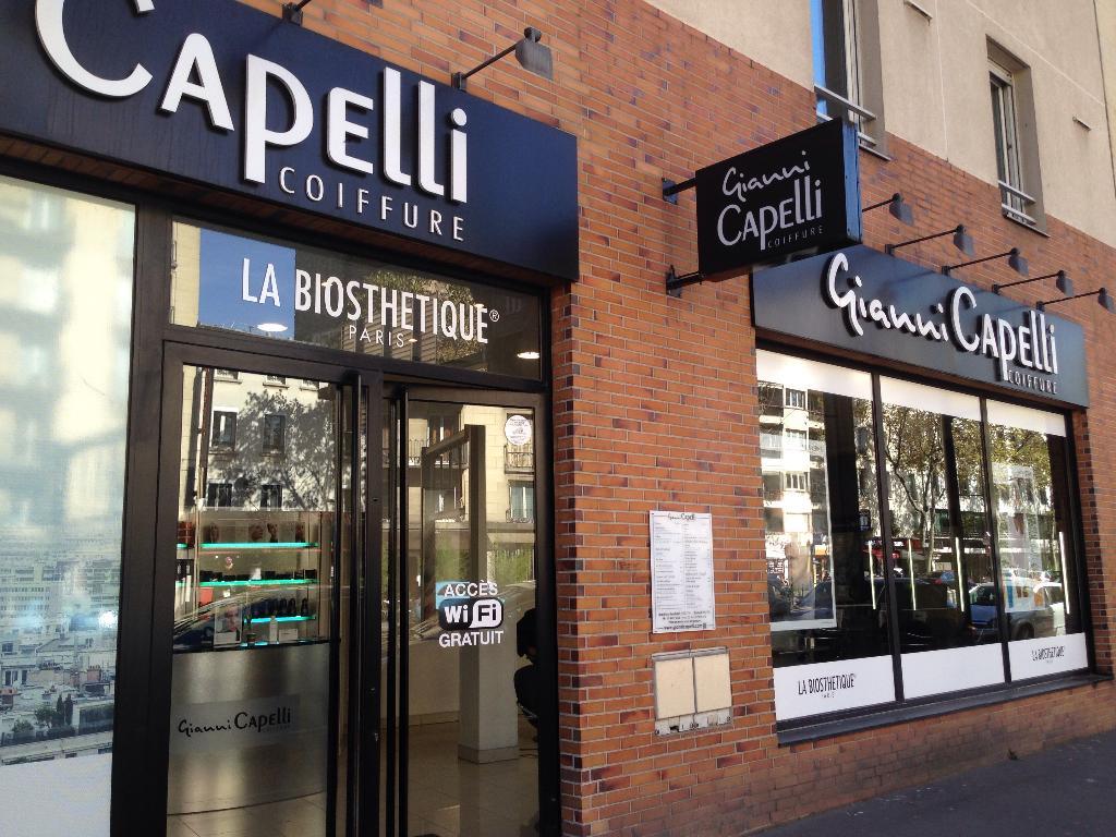 Gianni capelli coiffeur 11 avenue du g n ral leclerc for Salon de coiffure boulogne billancourt