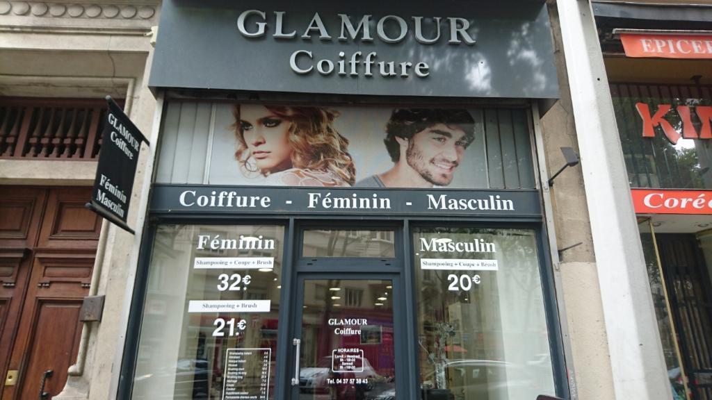Glamour Coiffure Coiffeur 19 Avenue Felix Faure 69003 Lyon