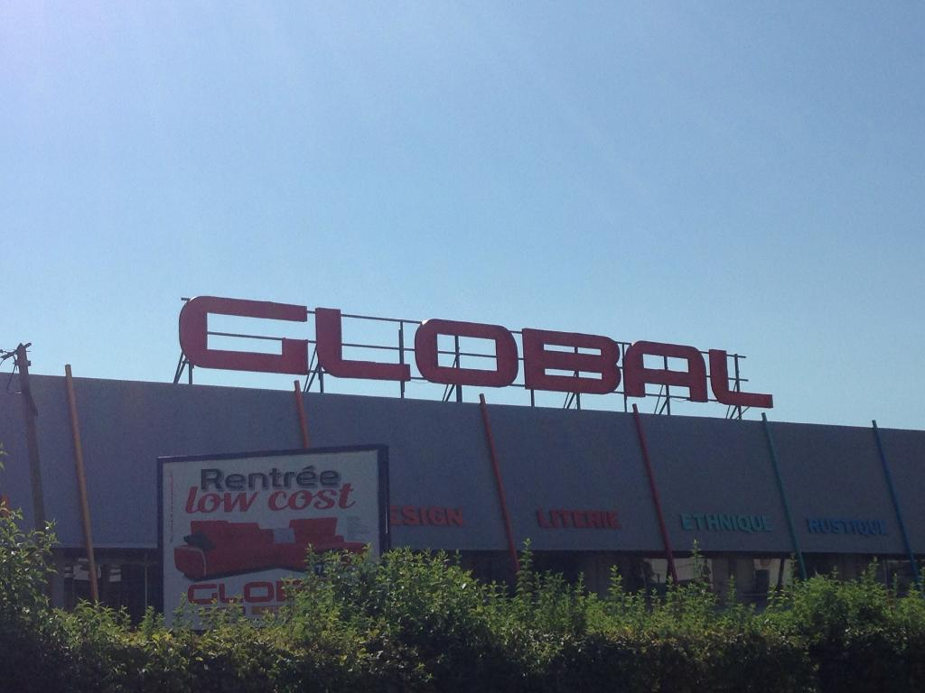 global magasin de meubles 201 boulevard gustave flaubert 63000 clermont ferrand adresse. Black Bedroom Furniture Sets. Home Design Ideas