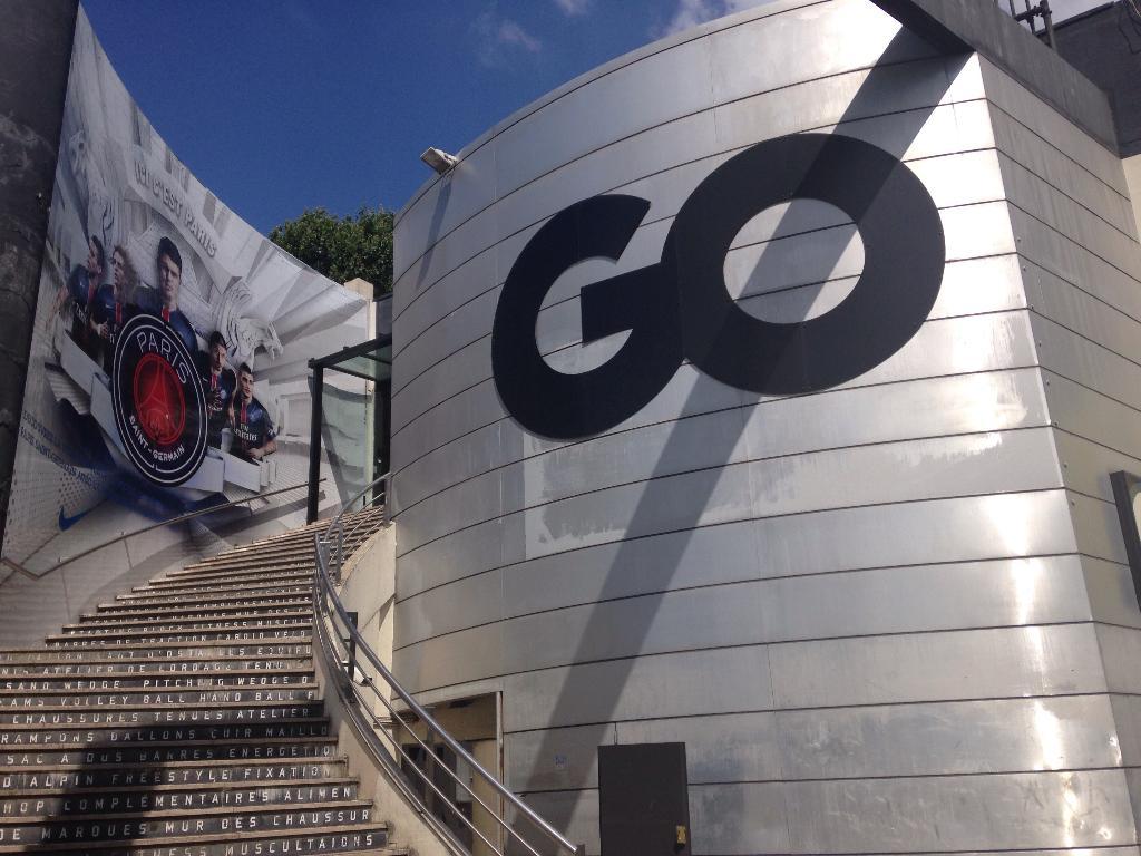 Go sport paris porte de st cloud magasin de sport 16 - 2 avenue de la porte molitor 75016 paris ...