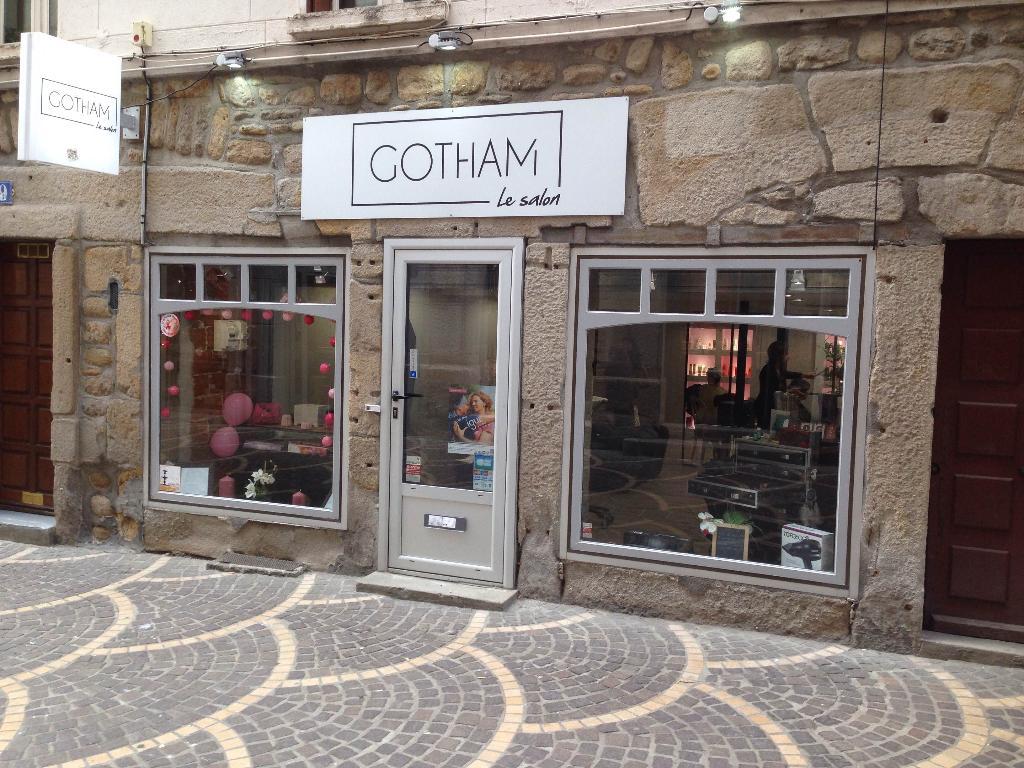 Gotham le salon coiffeur 19 rue l on nautin 42000 saint tienne adresse horaire - Magasin deco saint etienne ...