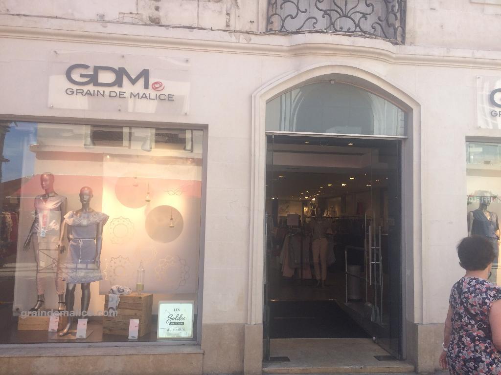 ab1e694aa5758 Grain de Malice, 32 r Temple, 89000 Auxerre - Magasins de vêtement  (adresse, horaires, avis)