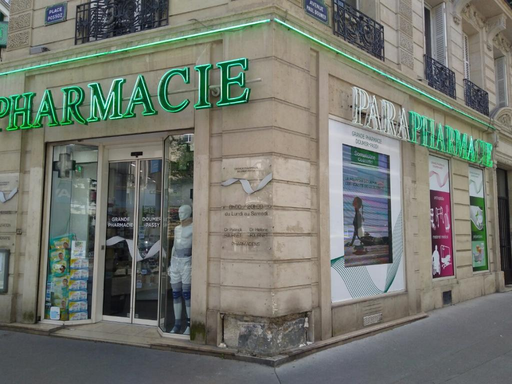 grande pharmacie doumer passy pharmacie 83 avenue paul doumer 75016 paris adresse horaire. Black Bedroom Furniture Sets. Home Design Ideas