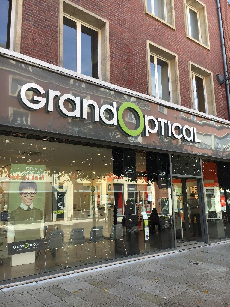 GRANDOPTICAL FRANCE - Opticien, 46 rue 3 Cailloux 80000 Amiens ... cce3adb22270