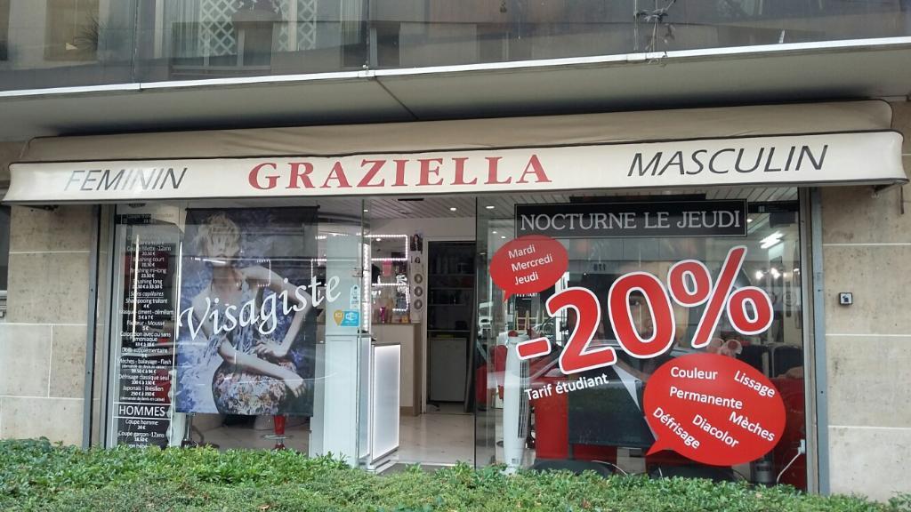 Graziella coiffure coiffeur 184 rue de billancourt for Tchip coiffure boulogne billancourt