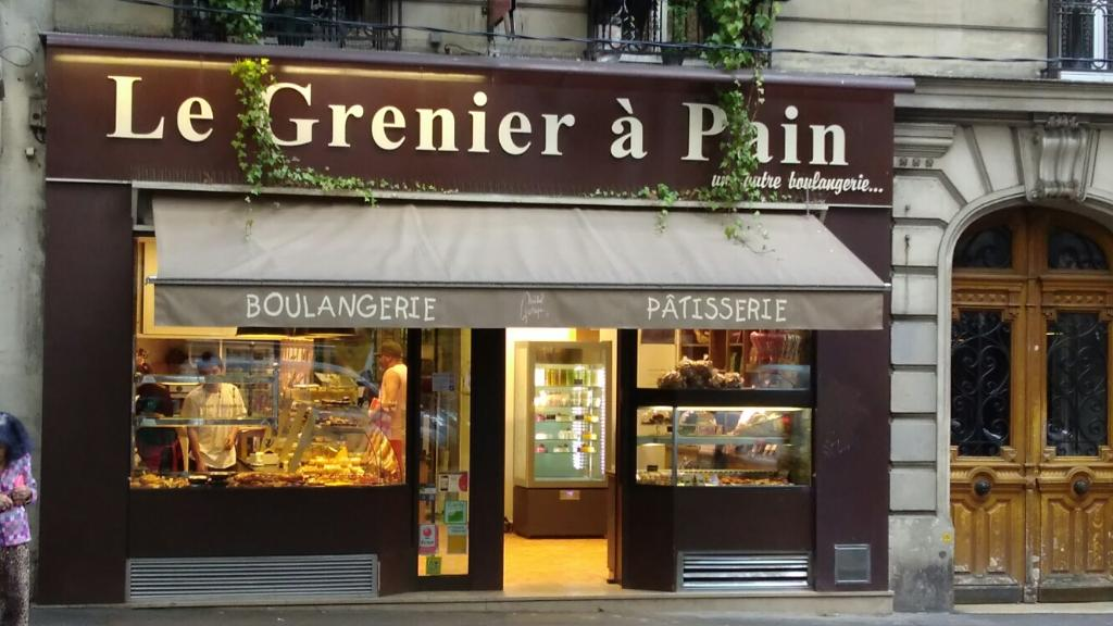 le grenier a pain caulaincourt restaurant 127 rue caulaincourt 75018 paris adresse horaire. Black Bedroom Furniture Sets. Home Design Ideas