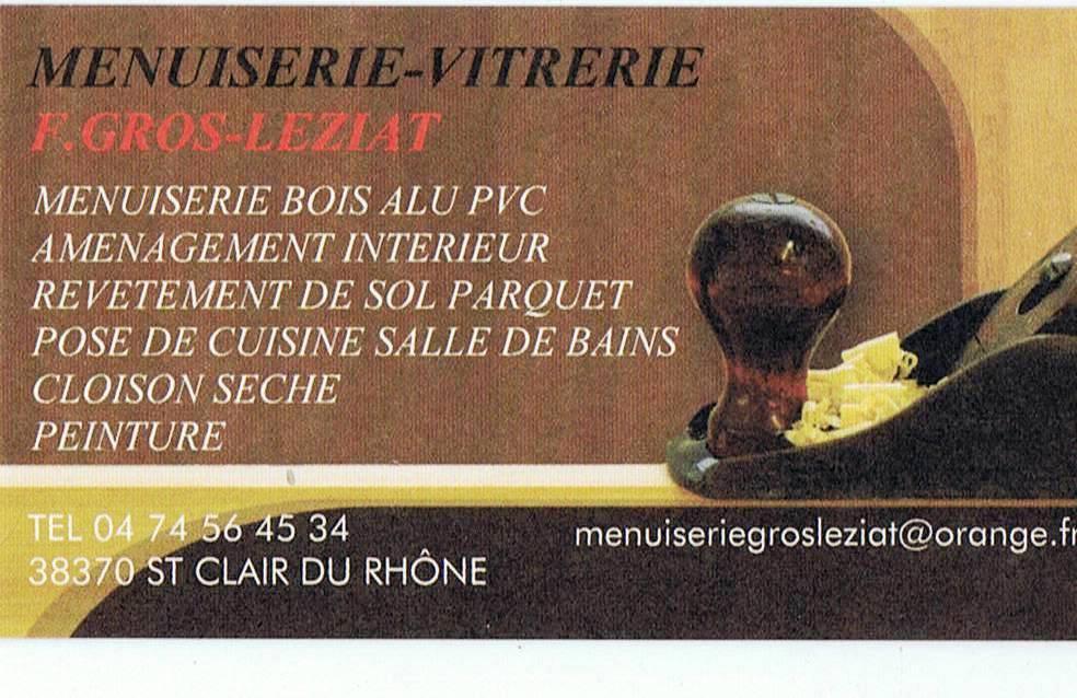 Entreprise menuiserie saint clair du rh ne trouvez un professionnel b2b - Garage bonneton st clair du rhone ...
