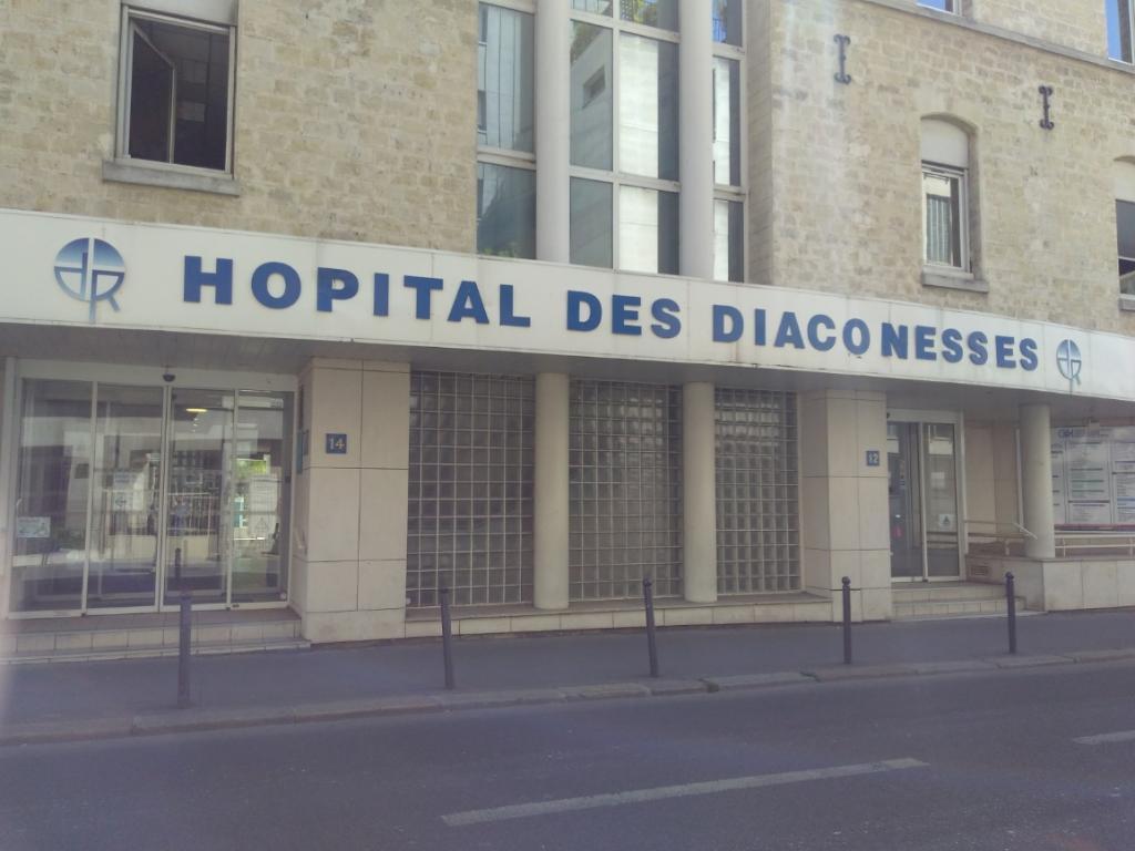 Groupe Hospitalier Diaconesses Croix St Simon