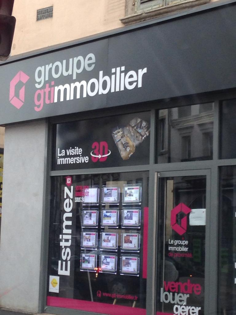 Gti immobilier agence immobili re 37 boulevard saint for Agence immobiliere 37
