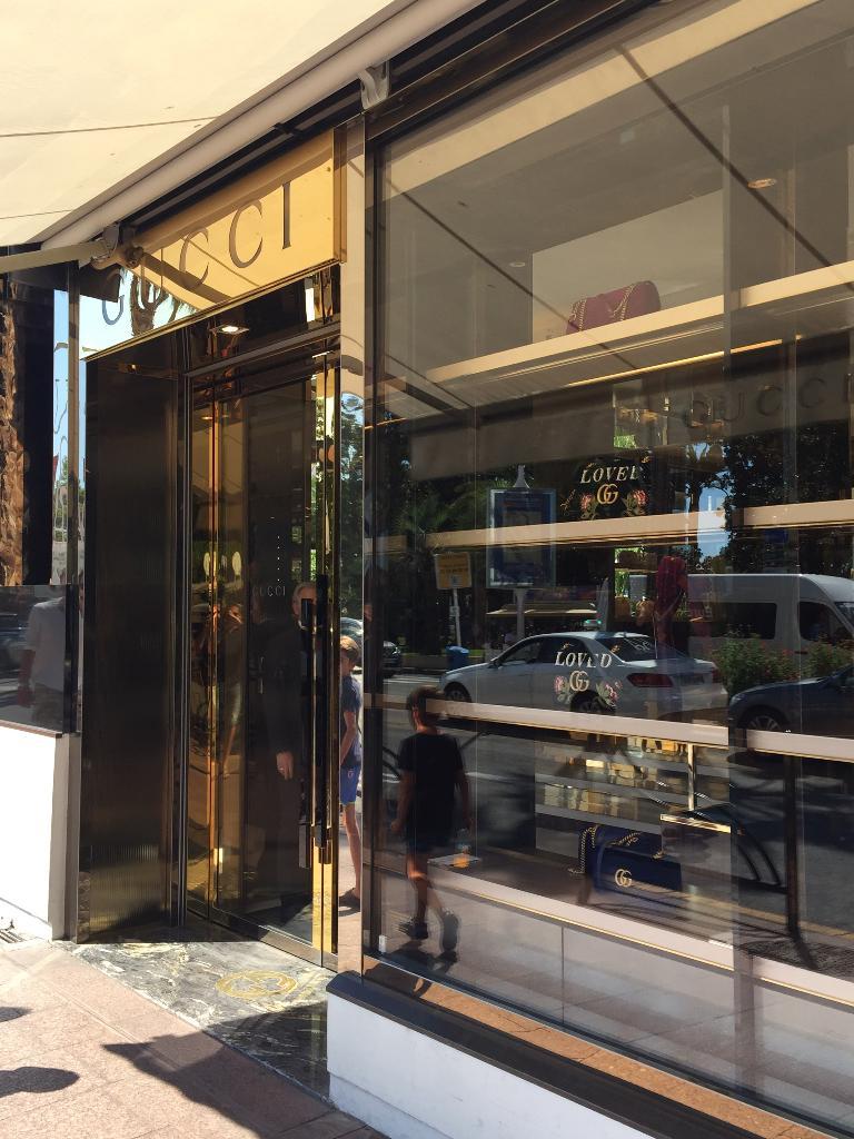 Gucci - Maroquinerie, 11 boulevard Croisette 06150 Cannes - Adresse ... 15d5514ab19