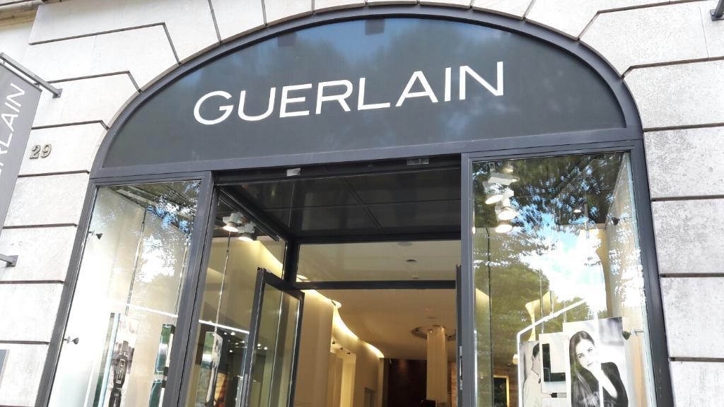 adresse Guerlain paris