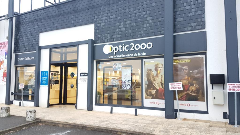 Optic 2000, imp Bosselle, 44570 Trignac - Opticien (adresse, horaires) 493a6e4d7ff3