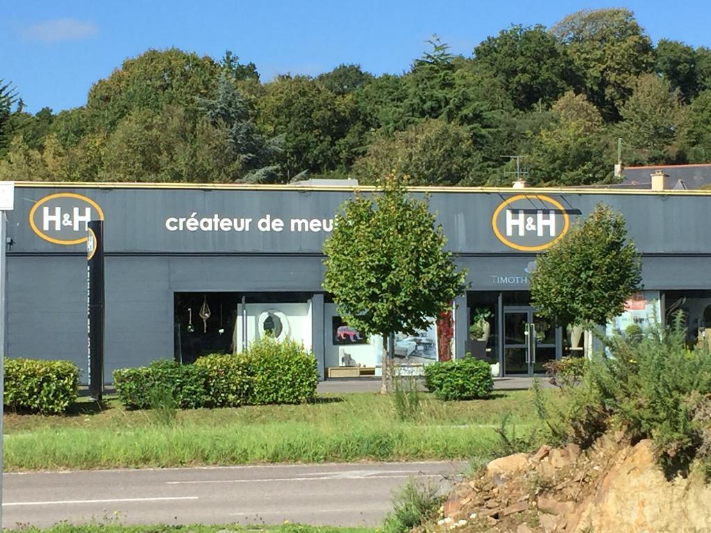 H&H - Magasin de meubles, 5 allée Pierre Louet 29000 Quimper ...