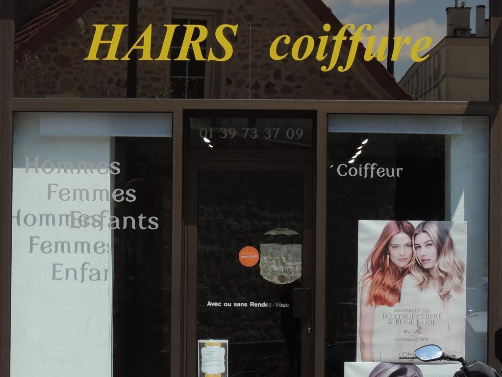 Hairs Coiffure Coiffeur 12 Rue Lame 78100 Saint Germain En Laye