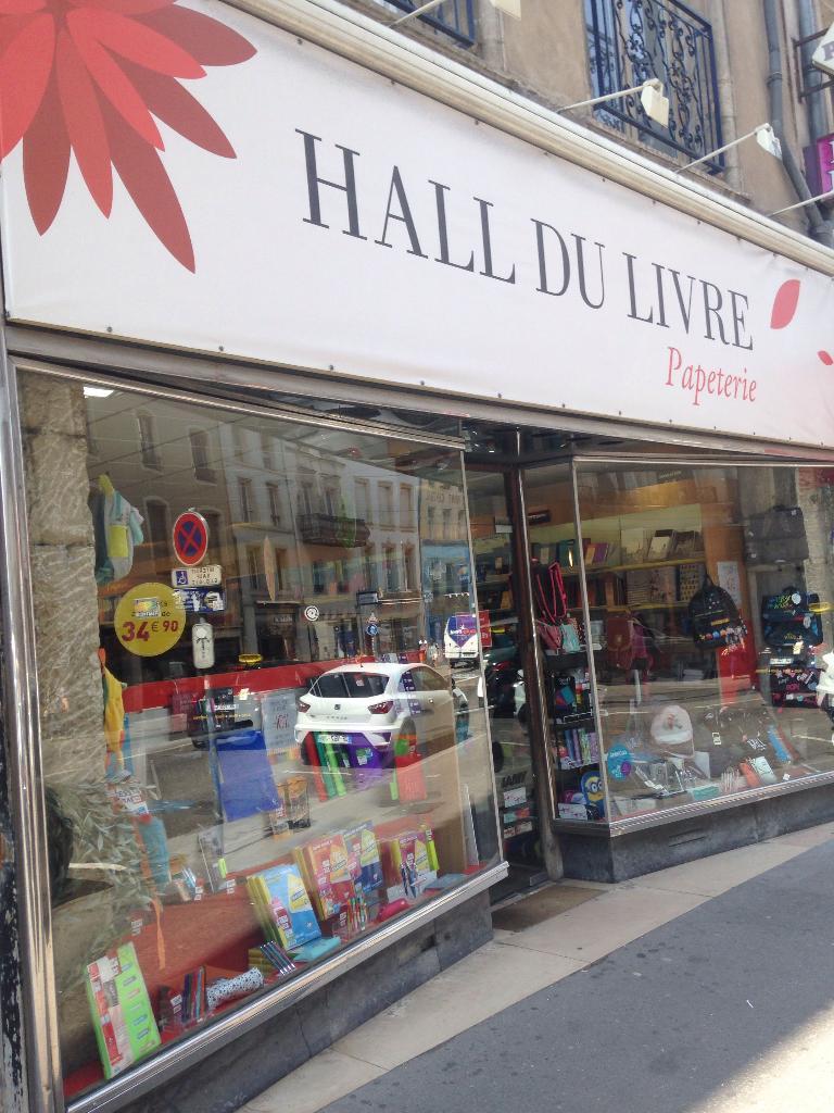 hall du livre librairie 38 rue saint dizier 54000 nancy adresse horaire. Black Bedroom Furniture Sets. Home Design Ideas