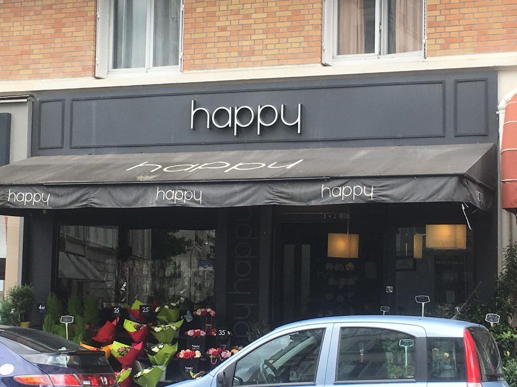 Happy - Fleuriste, 2 Bis rue du Château 92200 Neuilly-sur-seine ...