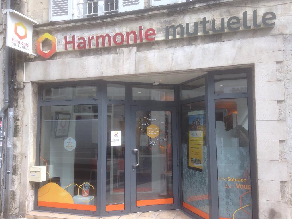harmonie mutuelle soci t d 39 assurance 24 ter rue saint yon 17000 la rochelle adresse horaire. Black Bedroom Furniture Sets. Home Design Ideas