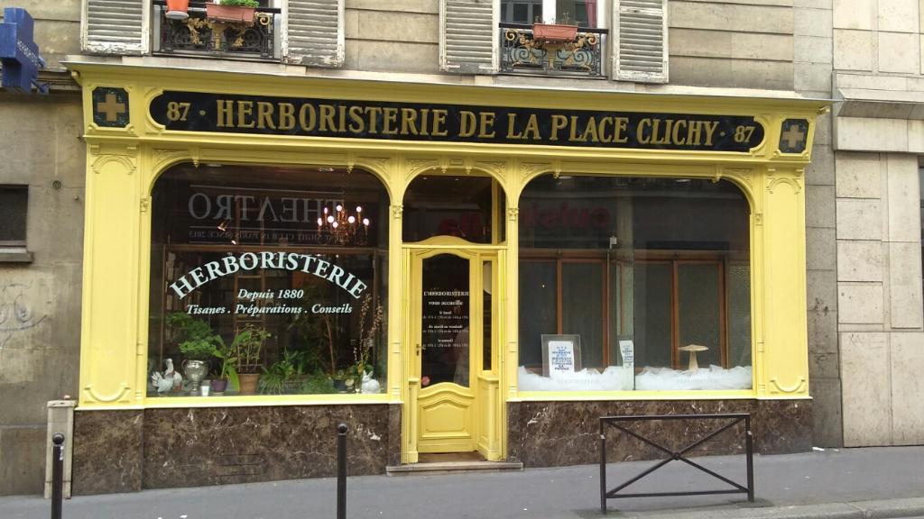 Herboristerie de la place de clichy produits di t tiques for Place de clichy castorama
