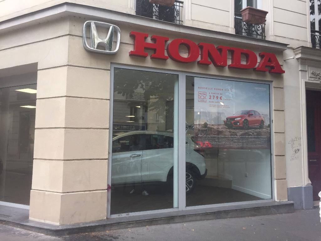 Honda japauto concessionnaire garage automobile 32 avenue de la r publique 75011 paris - Garage renault republique ...